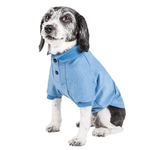 View Image 1 of Pet Life ACTIVE 'Fur-Flexed' Performance Dog Polo - Blue