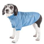 View Image 2 of Pet Life ACTIVE 'Fur-Flexed' Performance Dog Polo - Blue