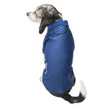 View Image 2 of Pet Life ACTIVE 'Fur-Flexed' Performance Dog Polo - Navy