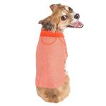 View Image 1 of Pet Life ACTIVE 'Fur-Flexed' Performance Dog Polo - Orange
