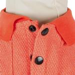 View Image 4 of Pet Life ACTIVE 'Fur-Flexed' Performance Dog Polo - Orange