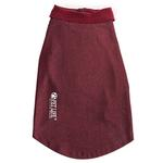View Image 4 of Pet Life ACTIVE 'Fur-Flexed' Performance Dog Polo - Burgundy