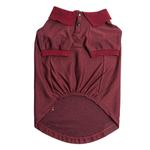 View Image 5 of Pet Life ACTIVE 'Fur-Flexed' Performance Dog Polo - Burgundy