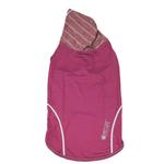View Image 4 of Pet Life ACTIVE 'Pull-Rover' Performance Sleeveless Dog Hoodie - Maroon