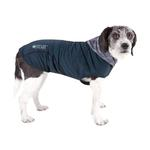 View Image 2 of Pet Life ACTIVE 'Pull-Rover' Performance Sleeveless Dog Hoodie - Dark Teal