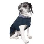 View Image 1 of Pet Life ACTIVE 'Pull-Rover' Performance Sleeveless Dog Hoodie - Dark Teal