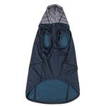 View Image 5 of Pet Life ACTIVE 'Pull-Rover' Performance Sleeveless Dog Hoodie - Dark Teal