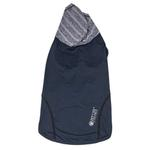 View Image 4 of Pet Life ACTIVE 'Pull-Rover' Performance Sleeveless Dog Hoodie - Dark Teal