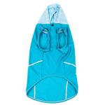 View Image 5 of Pet Life ACTIVE 'Pull-Rover' Performance Sleeveless Dog Hoodie - Electric Blue