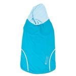 View Image 4 of Pet Life ACTIVE 'Pull-Rover' Performance Sleeveless Dog Hoodie - Electric Blue