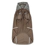 View Image 4 of Pet Life ACTIVE 'Pull-Rover' Performance Sleeveless Dog Hoodie - Olive Green