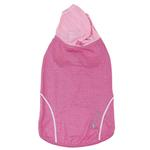 View Image 5 of Pet Life ACTIVE 'Pull-Rover' Performance Sleeveless Dog Hoodie - Pink