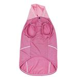 View Image 6 of Pet Life ACTIVE 'Pull-Rover' Performance Sleeveless Dog Hoodie - Pink