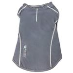 View Image 4 of Pet Life ACTIVE 'Racerbark' Performance Dog Tank - Grey