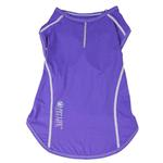 View Image 4 of Pet Life ACTIVE 'Racerbark' Performance Dog Tank - Lavender