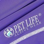 View Image 7 of Pet Life ACTIVE 'Racerbark' Performance Dog Tank - Lavender