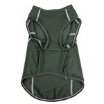View Image 5 of Pet Life ACTIVE 'Racerbark' Performance Dog Tank - Olive Green