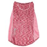 View Image 4 of Pet Life ACTIVE 'Warf Speed' Performance Dog T-Shirt - Pink Heather