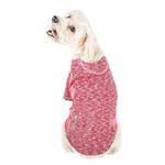 View Image 2 of Pet Life ACTIVE 'Warf Speed' Performance Dog T-Shirt - Pink Heather