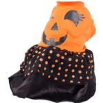 View Image 5 of Pet Life LED Lighting Halloween Dog Dress Costume