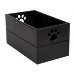 View Image 1 of Pet Toy Box - Classic Black