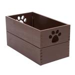 View Image 1 of Pet Toy Box - Mahogany