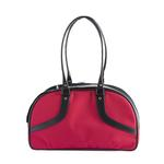 View Image 3 of Petote Roxy Dog Carrier Handbag - Red