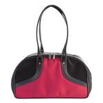 View Image 2 of Petote Roxy Dog Carrier Handbag - Red