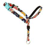 View Image 1 of PetSafe Gentle Leader Chic Headcollar with Leash - Donuts