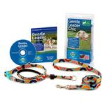 View Image 2 of PetSafe Gentle Leader Chic Headcollar with Leash - Donuts