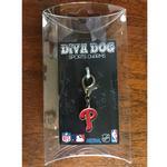View Image 2 of Philadelphia Phillies Logo Dog Collar Charm