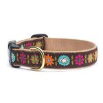 View Image 1 of Bella Floral Dog Collar by Up Country