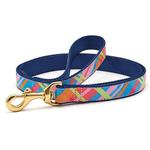 View Image 1 of Pink Madras Dog Leash by Up Country
