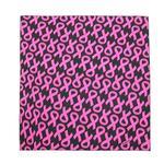 View Image 1 of Pink Ribbon Breast Cancer Awareness Dog Bandana