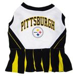 View Image 1 of Pittsburgh Steelers Cheerleader Dog Dress