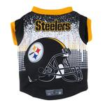 View Image 1 of Pittsburgh Steelers Performance Dog Shirt