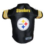 View Image 1 of Pittsburgh Steelers Premium Dog Jersey