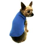 View Image 2 of Plain Dog Shirt - Blue
