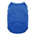View Image 1 of Plain Dog Shirt - Blue