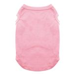 View Image 1 of Plain Dog Shirt - Light Pink