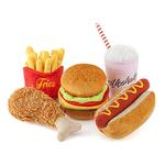 View Image 3 of P.L.A.Y. American Classic Dog Toy - Barky Burger