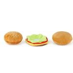 View Image 2 of P.L.A.Y. American Classic Dog Toy - Barky Burger