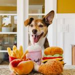 View Image 2 of P.L.A.Y. American Classic Dog Toy Collection - 5 Piece Set
