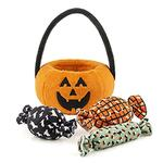 View Image 2 of P.L.A.Y. Howl-O-Ween Treat Basket Dog Toys