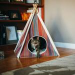 View Image 2 of P.L.A.Y. Pet Teepee - Horizon Desert