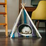 View Image 2 of P.L.A.Y. Pet Teepee - Horizon Lake