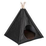 View Image 1 of P.L.A.Y. Pet Teepee - Urban Denim