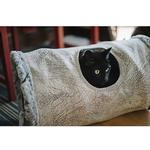 View Image 3 of P.L.A.Y. Purr and Pounce Cat Tunnel - Savannah Gray