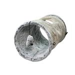 View Image 1 of P.L.A.Y. Purr and Pounce Cat Tunnel - Savannah Gray