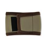 View Image 1 of Playa Pup Dog Belly Band - Dark Brown